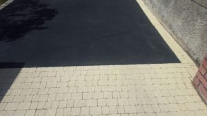 DRIVEWAY FINISHES